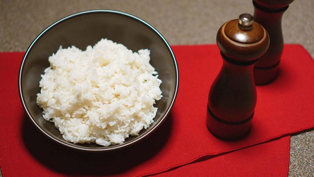 Copycat Panda Express Steamed Rice Recipe