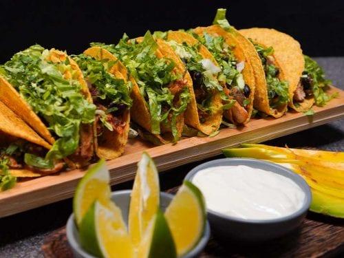 Copycat Pollo Loco Double Chicken Avocado Taco Salad