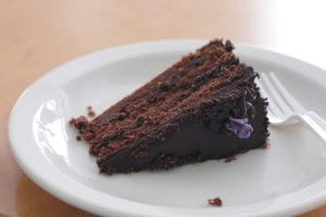 Copycat Portillo's Chocolate Cake Recipe