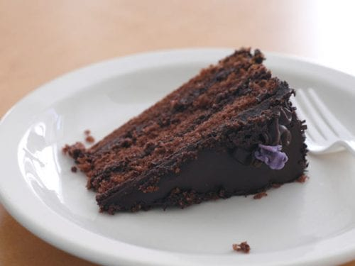 Copycat Portillo's Chocolate Cake Recipe