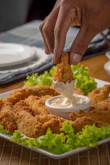 Copycat Raising Cane's Chicken Fingers Recipe