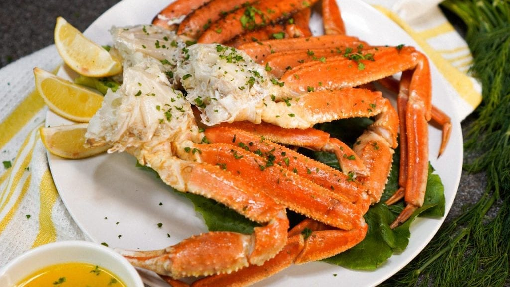 Copycat Red Lobster Snow Crab Legs Recipe