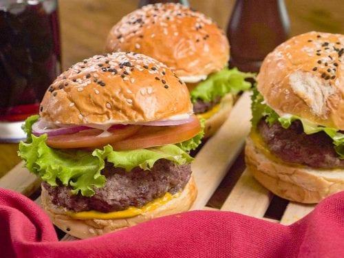 Copycat Red Robin's Classic Hamburger Recipe