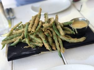 Copycat Ruby Tuesday's Tempura Green Beans Recipe