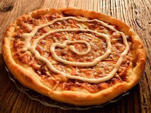 cheese pizza recipe