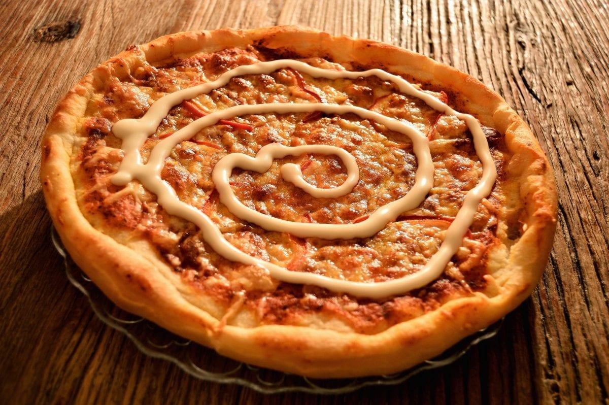 Copycat Sbarro Cheese Pizza Recipe