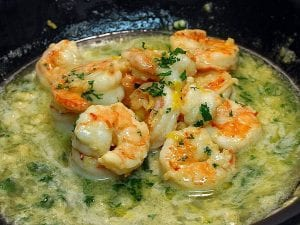 Copycat Shrimp Scampi Recipe