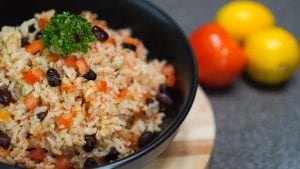 Copycat Taco Bell's Black Beans And Rice Recipe