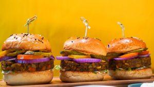 Copycat Trader Joe's Veggie Masala Burgers Recipe