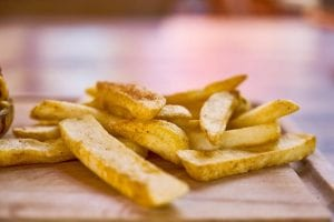Copycat Wendy's French Fries Recipe