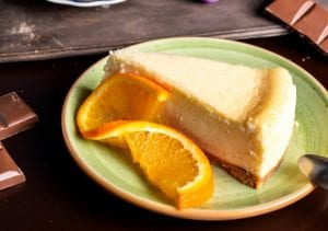 Copycat Cheesecake Factory Orange Cheesecake Recipe