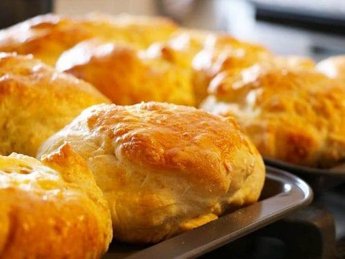 Deep-Fried Cheese Puffs Recipe