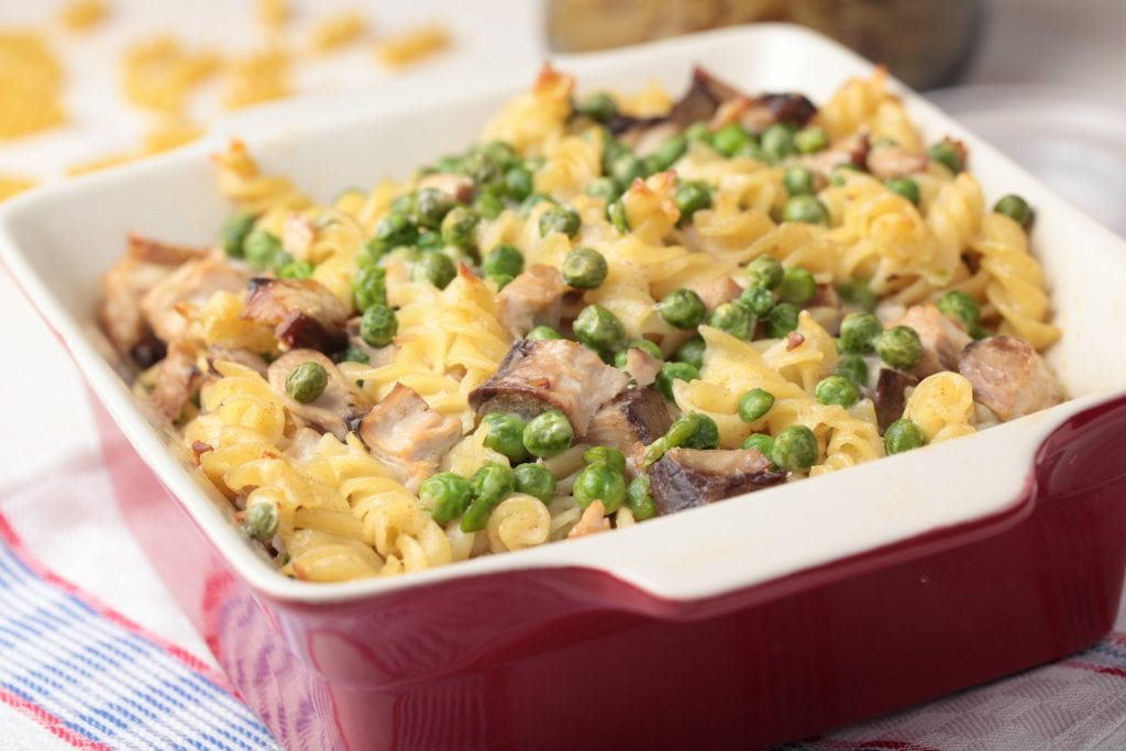 Diabetic-Friendly Tuna Casserole Recipe