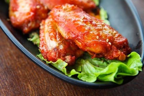 Domino's Copycat Chicken Wings Recipe