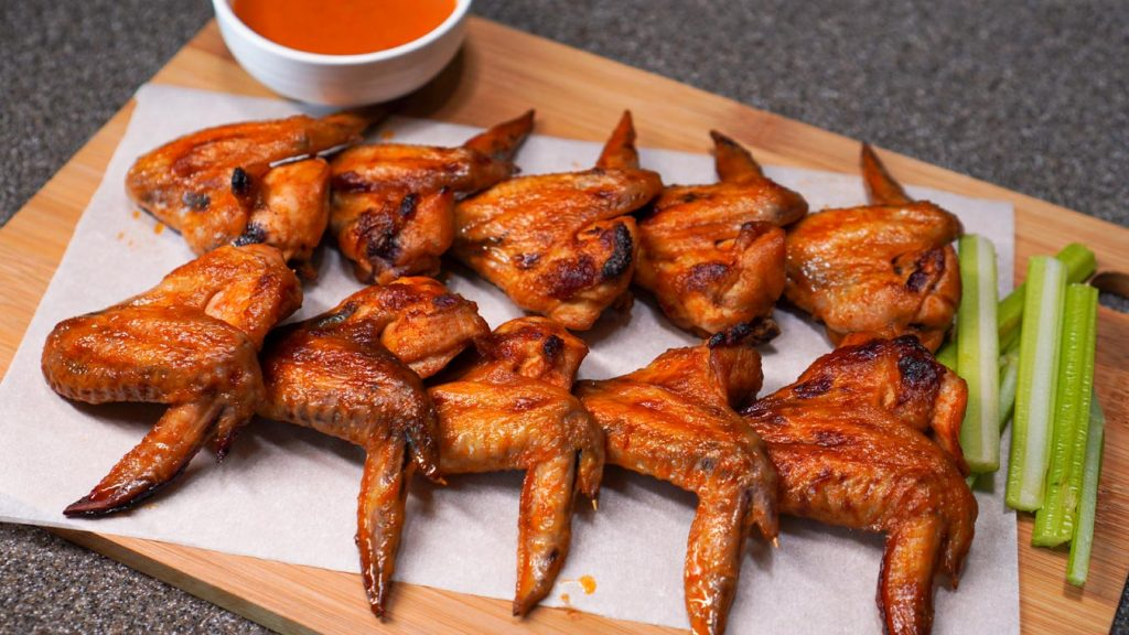 Domino's Copycat Chicken Wings Recipe