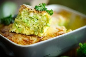 Easy Cheesy Zucchini Casserole Recipe