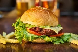 Easy Copycat Steak N' Shake Garlic Cheeseburger Recipe