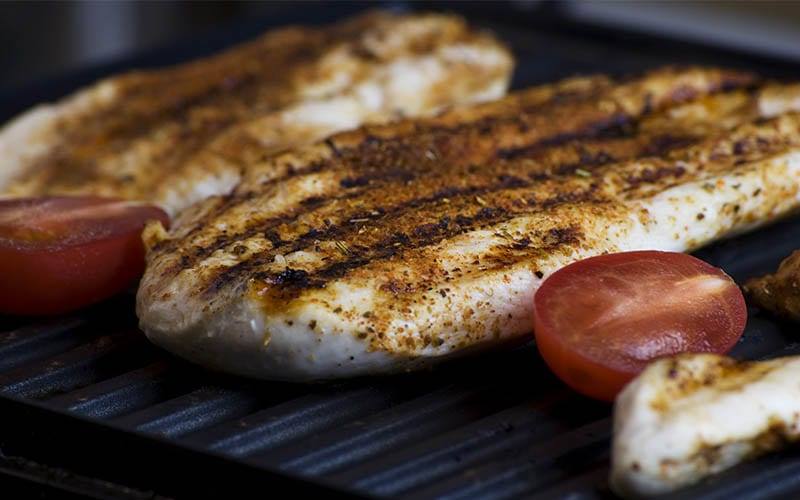 Easy Grilled Whitefish Recipe
