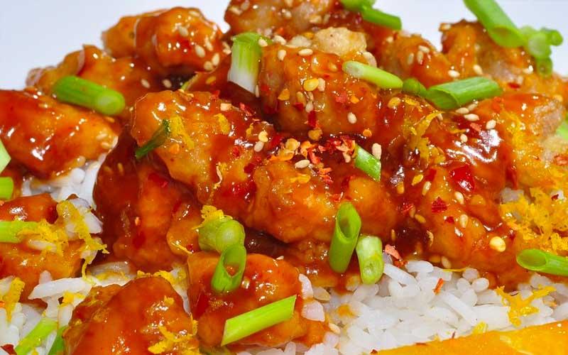 Easy Orange Chicken, Chicken recipes