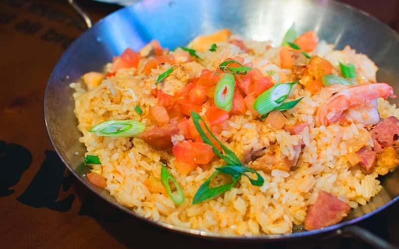 Easy Shrimp and Pork Fried Rice Recipe