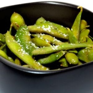 Edamame With Sea Salt Recipe