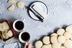 English Tea Cakes – English Sugar Cookies Recipe