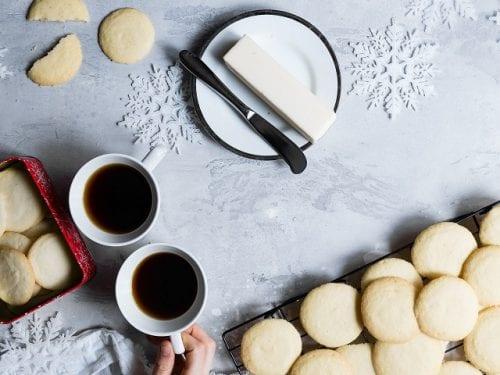 English Tea Cakes – English Sugar Cookies