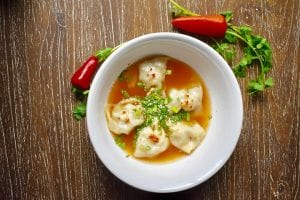 Farina Dumpling Soup Recipe
