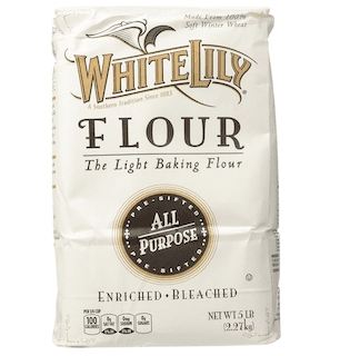 White Lily All Purpose Flour