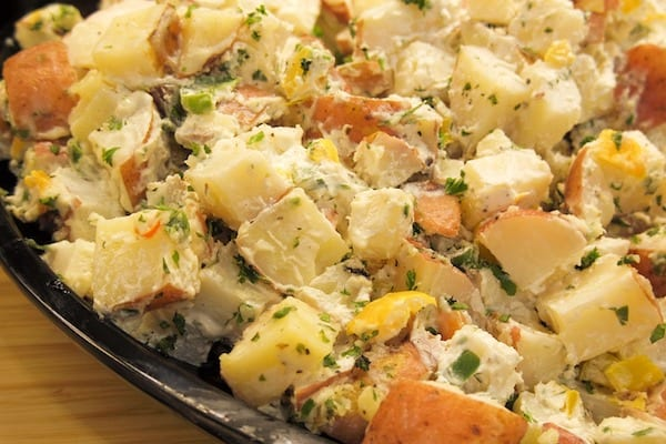 Golden Corral Copycat Potato Salad Recipe