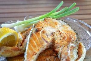 Grilled Lemon Pollock Recipe
