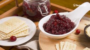 Holiday Cranberry Chutney Recipe