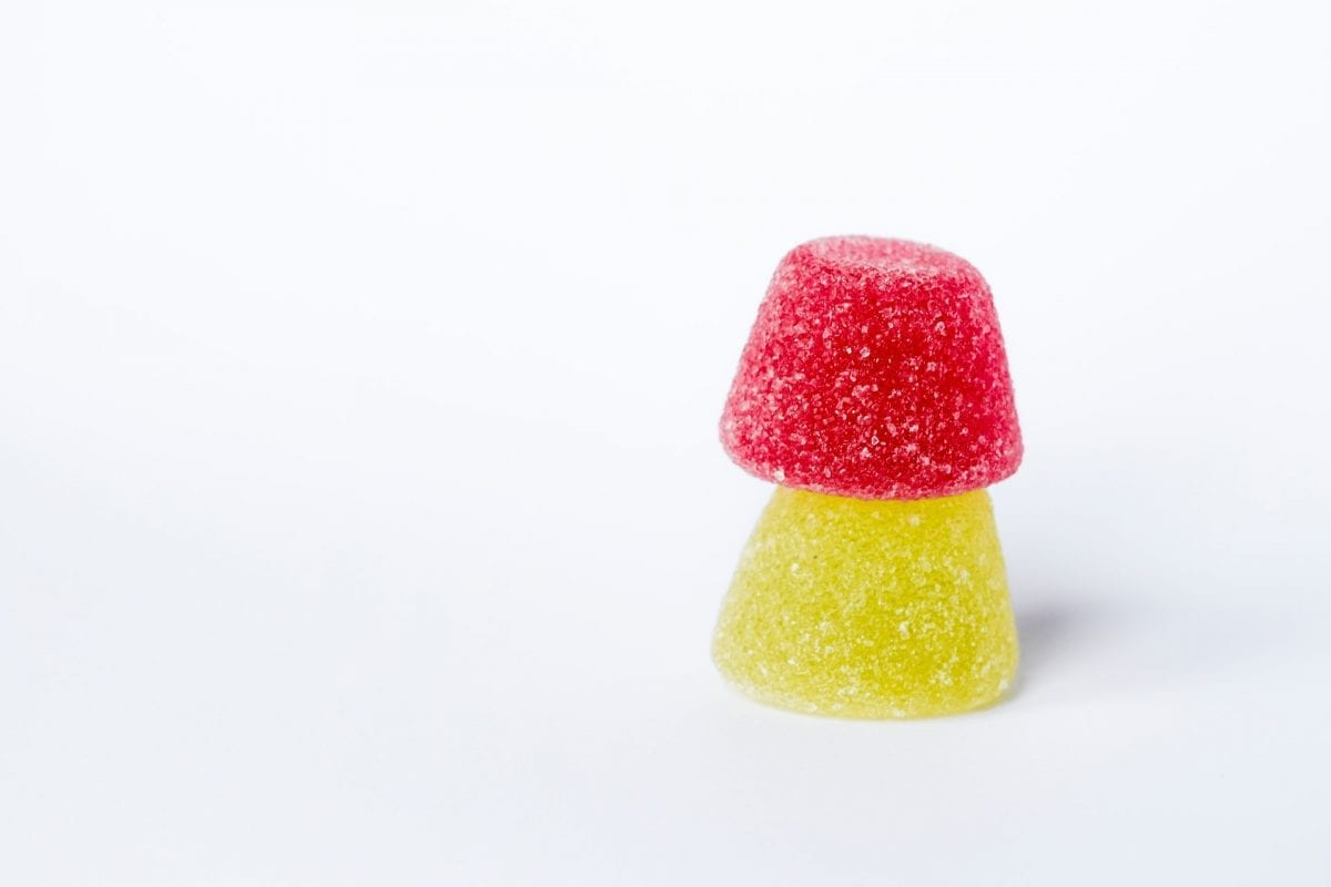 Homemade Sweet and Sour Gummy Candy Recipe