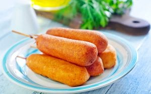 Copycat Hot Dog On A Stick Corn Dog Recipe