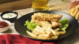 Irish Beer-Battered Fish and Chips Recipe