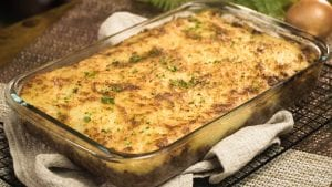 Irish Ground Beef Casserole Recipe