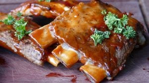 Kansas City Style Crockpot Ribs Recipe