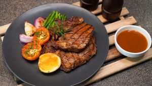 Outlaw Ribeye Steak Recipe (Longhorn Steakhouse Copycat)