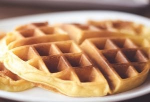 Low Carb Belgian Waffles Recipe