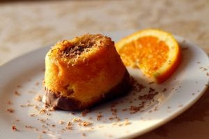 Mandarin Orange Glaze Cheesecake Recipe