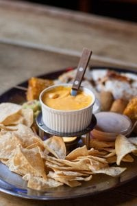 Microwave Cheese Dip Recipe