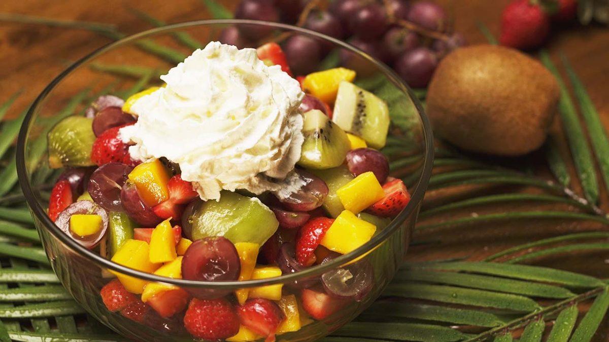 Mixed Fruit Salad Recipe