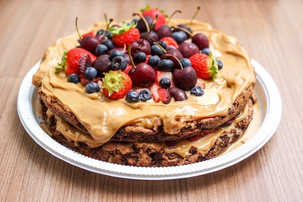 Mrs. Fields Copycat Cookie Cake Recipe