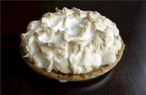 No-Bake Cool Whip Vanilla Pie Recipe