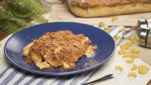 Old Country Buffet's Baked Macaroni and Cheese Recipe