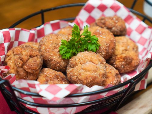 Outback Steakhouse Fried Mushrooms Recipe