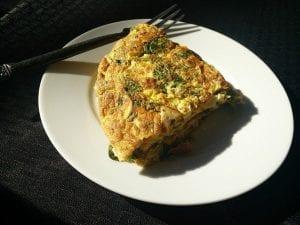 Oven Omelet Recipe