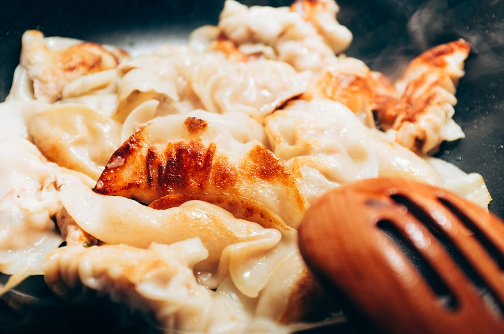 P.F. Chang's Tasty Potstickers Recipe