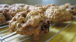Perfect Subway Copycat Oatmeal Raisin Cookies Recipe
