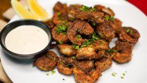 Popeye's Copycat Popcorn Shrimp Recipe